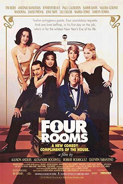 Four Rooms 1995 BluRay REMUX 1080p AVC DTS-HD MA 5.1-PANDY