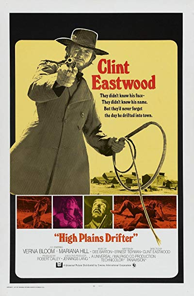 High Plains Drifter 1973 1080p BluRay DTS x264-AMIABLE