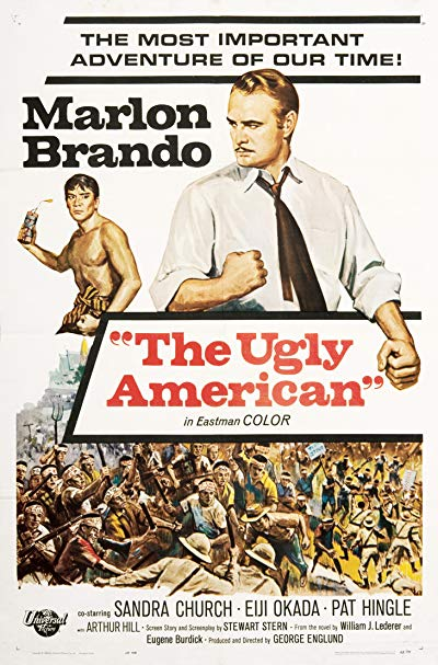 The Ugly American 1963 BluRay REMUX 1080p AVC DTS-HD MA2 0-HDS