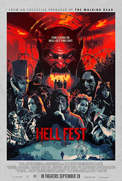 Hell Fest 2018 720p BluRay DTS x264-Replica
