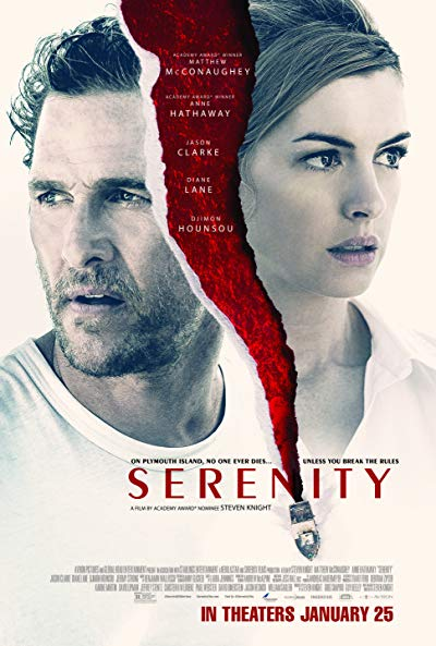 Serenity 2019 1080p BluRay DD5.1 x264-E1