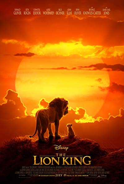 The Lion King 2019 3D 1080p BluRay DTS x264-GUACAMOLE