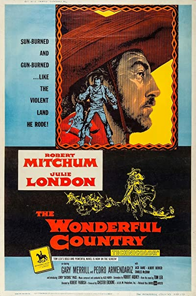 The Wonderful Country 1959 1080p BluRay DTS x264-FGT