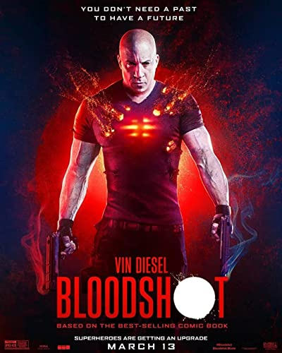 Bloodshot 2020 BluRay REMUX 1080p AVC DTS-HD MA 5.1-EPSiLON