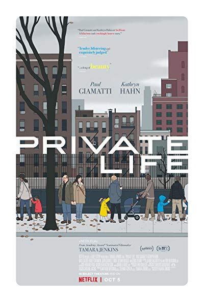 Private Life 2018 1080p NF WEB-DL DD5.1 H264-CMRG