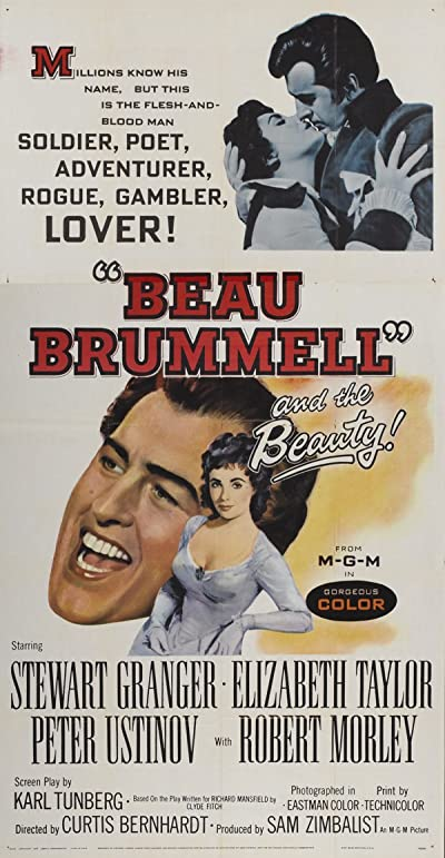 Beau Brummell 1954 720p BluRay DTS x264-SPECTACLE