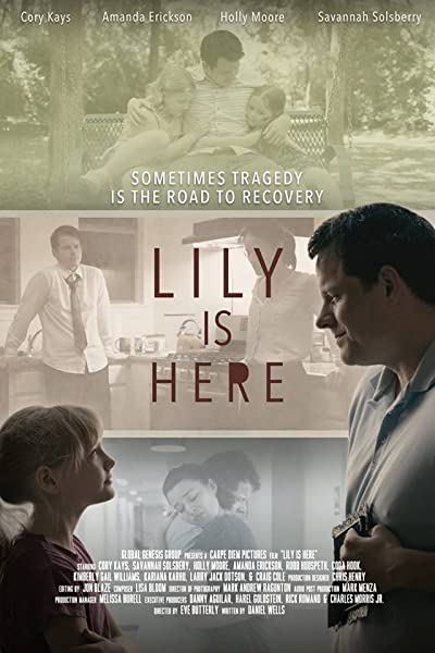 Lily Is Here 2021 AMZN 1080p WEB-DL DDP5.1 H264-CMRG