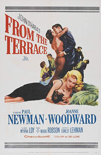 From the Terrace 1960 BluRay REMUX 1080p AVC FLAC2.0-EPSiLON