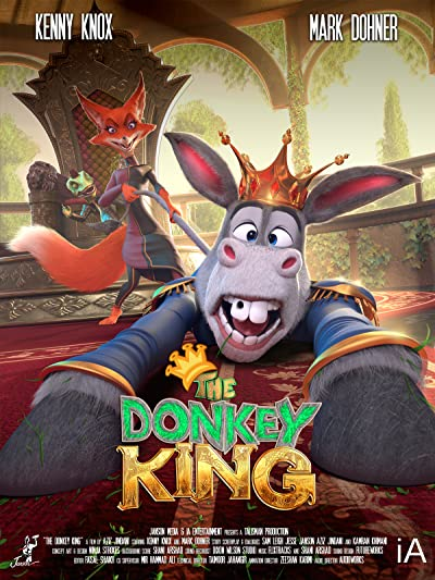 The Donkey King 2020 1080p WEB-DL DDP5.1 H264-WATCHER
