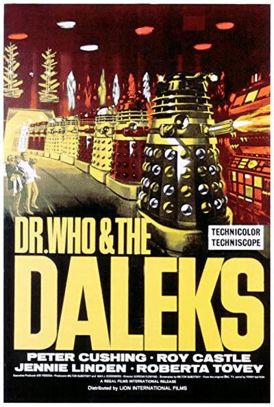 Dr Who and the Daleks 1965 1080p BluRay DD2.0 x264-SONiDO