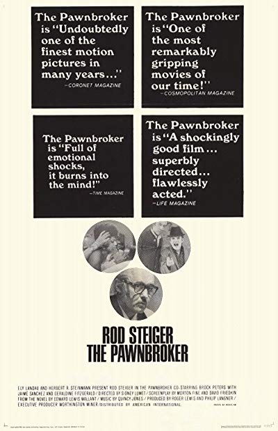 The Pawnbroker 1964 720p BluRay DTS x264-sinners