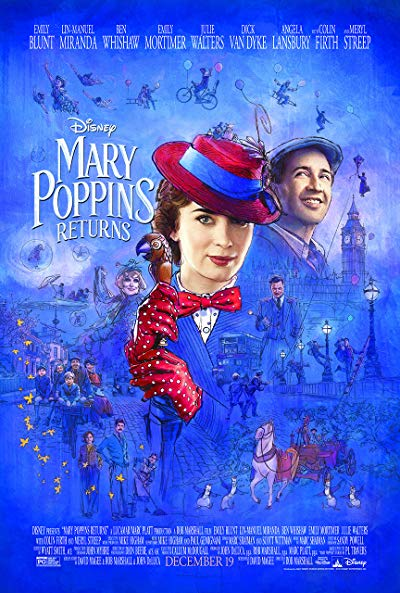 Mary Poppins Returns 2018 BluRay 1080p DTS-HD MA 7.1 x265 10bit-CHD