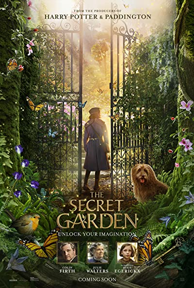 The Secret Garden 2020 1080p BluRay DD5.1 x264-iFT