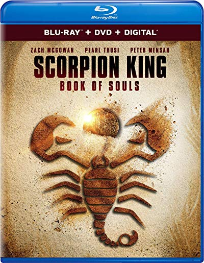 The Scorpion King Book of Souls 2018 BluRay 1080p DTS CHD