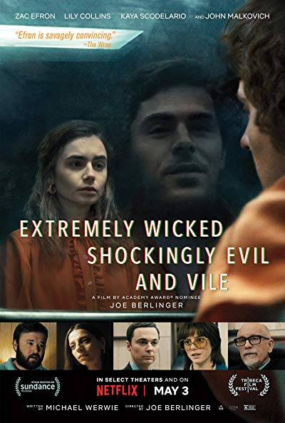 Extremely Wicked Shockingly Evil and Vile 2019 1080p NF WEB-DL DD5.1 H264-CMRG