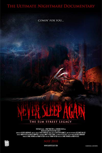 Never Sleep Again The Elm Street Legacy 2010 BluRay REMUX 1080p AVC DTS-HD MA 2.0-BluHD