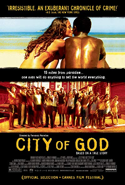 City of God 2002 720p BluRay DTS x264-CtrlHD
