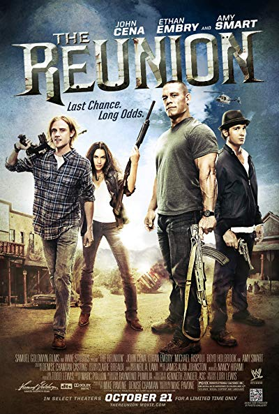 The Reunion 2011 BluRay REMUX 1080p AVC DTS-HD MA 5.1 - KRaLiMaRKo