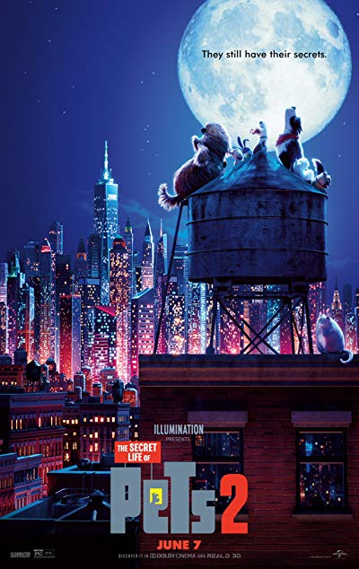 The Secret Life of Pets 2 2019 1080p 3D BluRay Half-SBS DDP7.1 x264-CHC