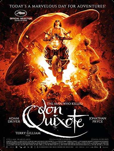 The Man Who Killed Don Quixote 2018 BluRay REMUX 1080p AVC DTS-HD MA 5.1-iFT