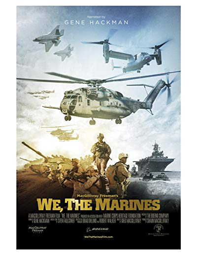 We the Marines 2017 2160p UHD BluRay REMUX HDR HEVC Atmos-EPSiLON