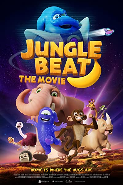 Jungle Beat The Movie 2020 1080p WEB-DL DD5.1 H264-EVO