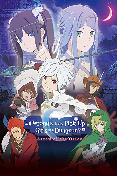 Is It Wrong To Try To Pick Up Girls In A Dungeon Arrow Of The Orion 2019 1080p BluRay DTS-HD MA 5.1 x264-URANiME