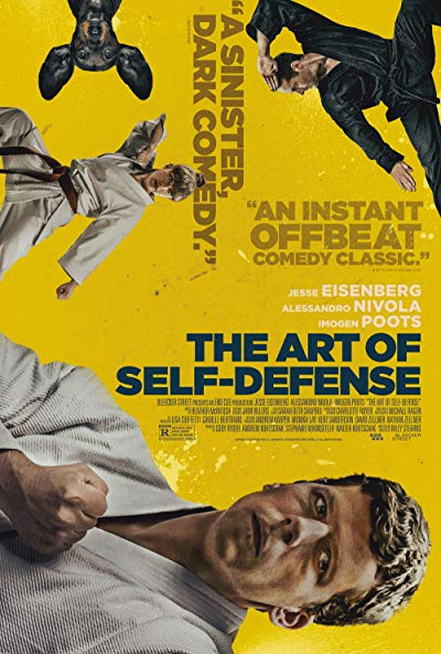 The Art of Self Defense 2019 1080p BluRay DTS x264-DRONES
