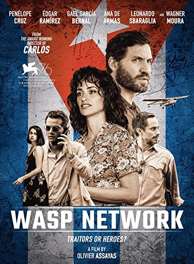 Wasp Network 2020 1080p WEB-DL Multi-Audio DDP5.1 M-Subs -24xHD