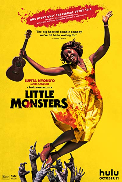 Little Monsters 2019 BluRay REMUX 1080p AVC DTS-HD MA 5.1-EPSiLON