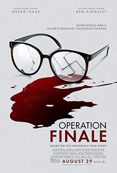 Operation Finale 2018 720p BluRay DTS x264-AMIABLE
