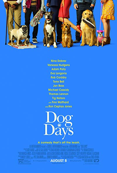 Dog Days 2018 Hybrid BluRay REMUX 1080p AVC DTS-HD MA 5.1-EPSiLON