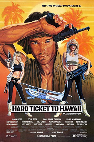 Hard Ticket to Hawaii 1987 1080p BluRay DTS x264-BRMP