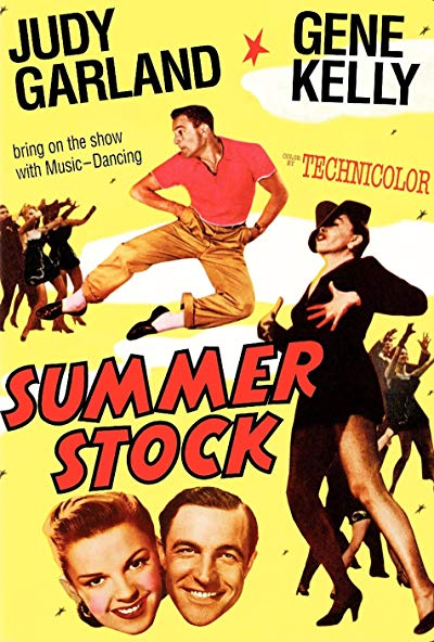 Summer Stock 1950 720p BluRay DTS x264-CiNEFiLE