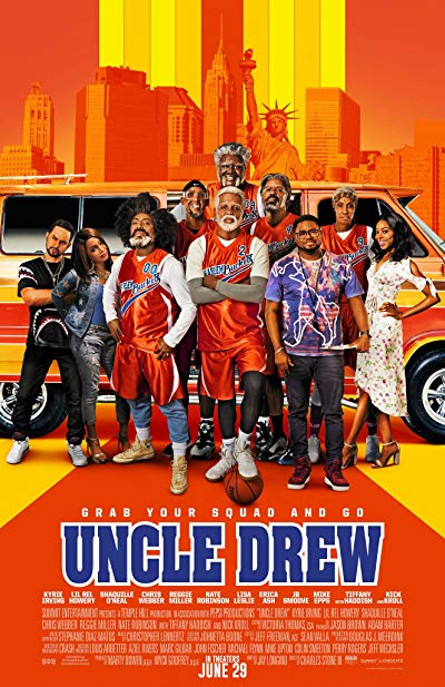 Uncle Drew 2018 AMZN 1080p WEB-DL DD5.1 H264-NTG