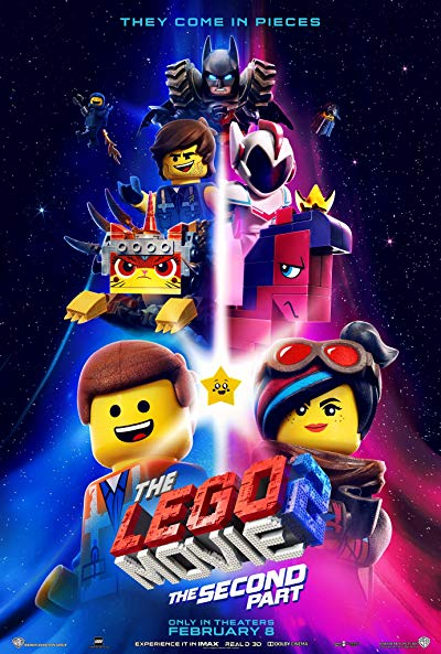 The Lego Movie 2 The Second Part 2019 1080p WEB-DL DD5.1 H264-EVO