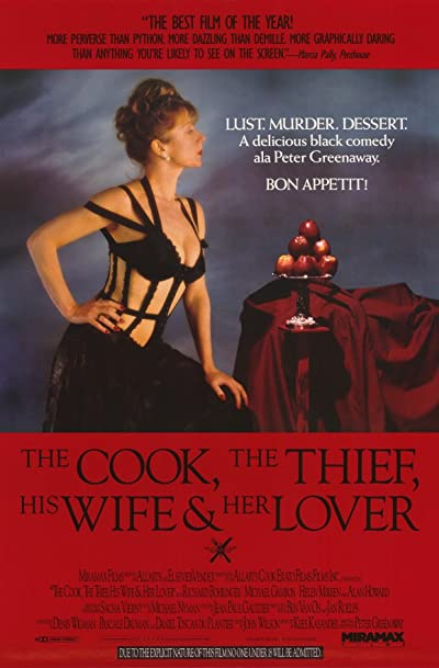 The Cook the Thief His Wife and Her Lover 1989 1080p BluRay DD5.1 x264-AMIABLE