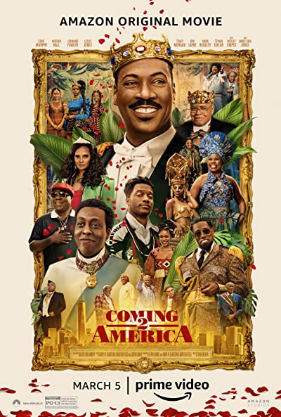 Coming 2 America 2021 POLISH HDR 2160p WEB-DL H265-FLAME