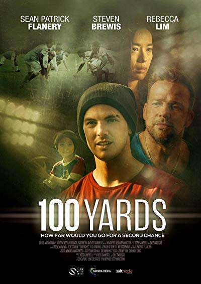 100 Yards 2018 1080p WEB-DL DD5.1 x264 -eSc