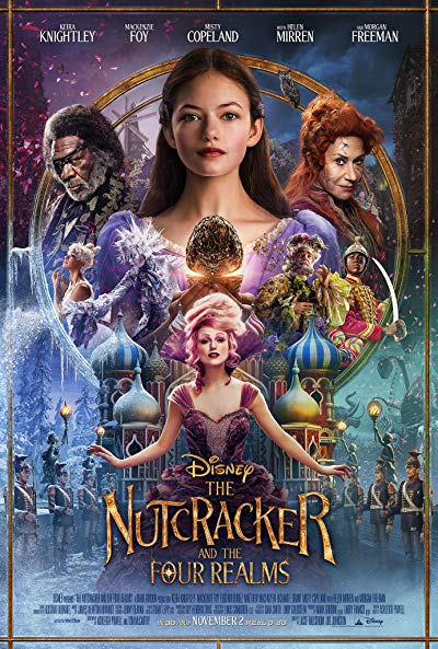 The Nutcracker and the Four Realms 2018 1080p UHD BluRay DD5.1 HDR x265-JM
