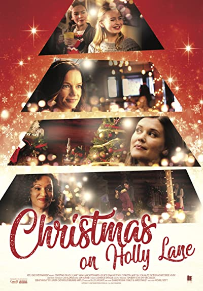 Christmas On Holly Lane 2018 AMZN 1080p WEB-DL DDP5 1 DD5.1 x264-TEPES