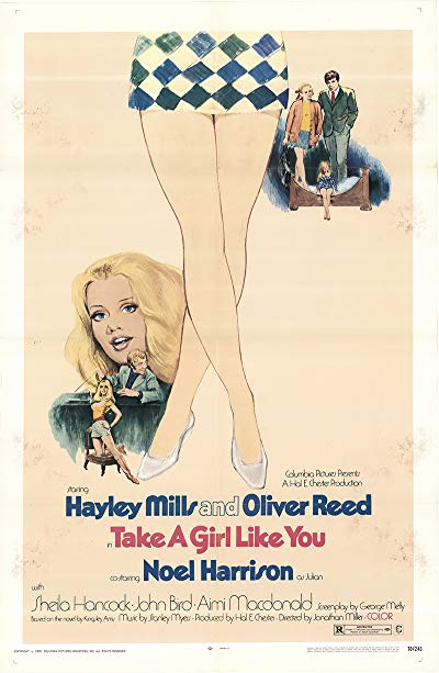 Take a Girl Like You 1970 1080p BluRay Flac1 0 FLAC x264-PTer