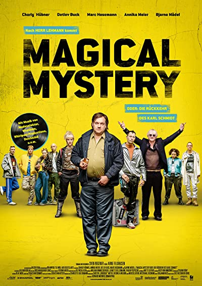 Magical Mystery or The Return of Karl Schmidt 2017 720p BluRay DD5.1 x264-BiPOLAR