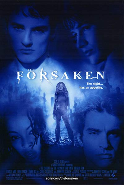 The Forsaken 2001 Uncut BluRay REMUX 1080p AVC DTS-HD MA 5.1 - KRaLiMaRKo