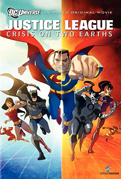 Justice League Crisis on Two Earths 2010 CUSTOM MULTi 1080p BluRay DD5.1 x264-D4KiD
