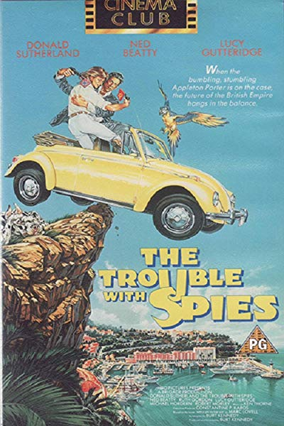 The Trouble with Spies 1987 AMZN 1080p WEB-DL DD2.0 H264-monkee
