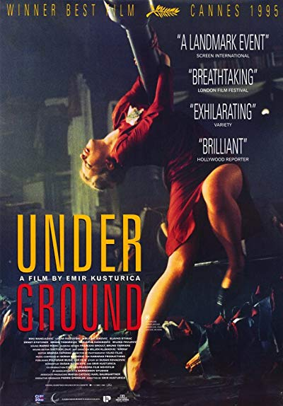 Underground 1995 720p BluRay DTS x264-NODLABS