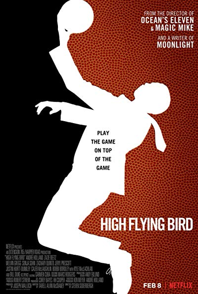 High Flying Bird 2019 1080p NF WEB-DL DD5.1 HEVC H265-CMRG