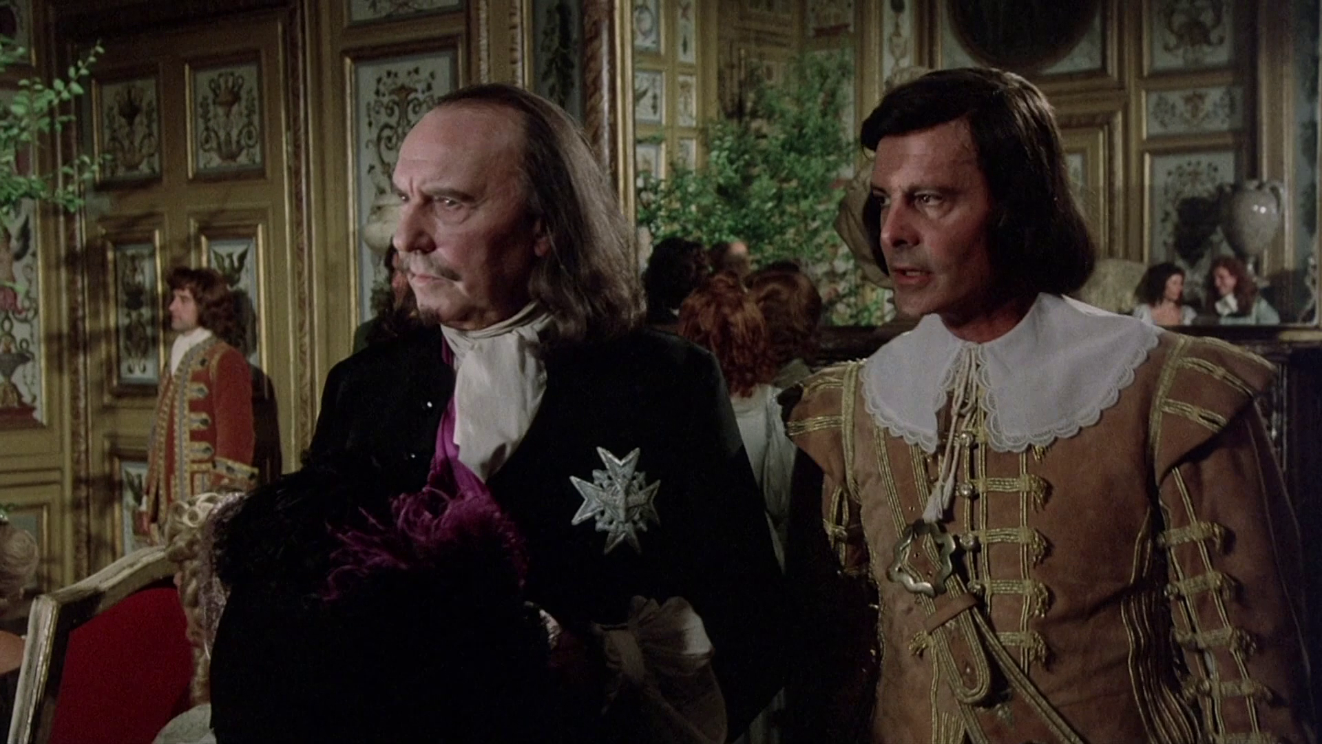 The Man in the Iron Mask 1977 1080p BluRay FLAC x264-SPOOKS