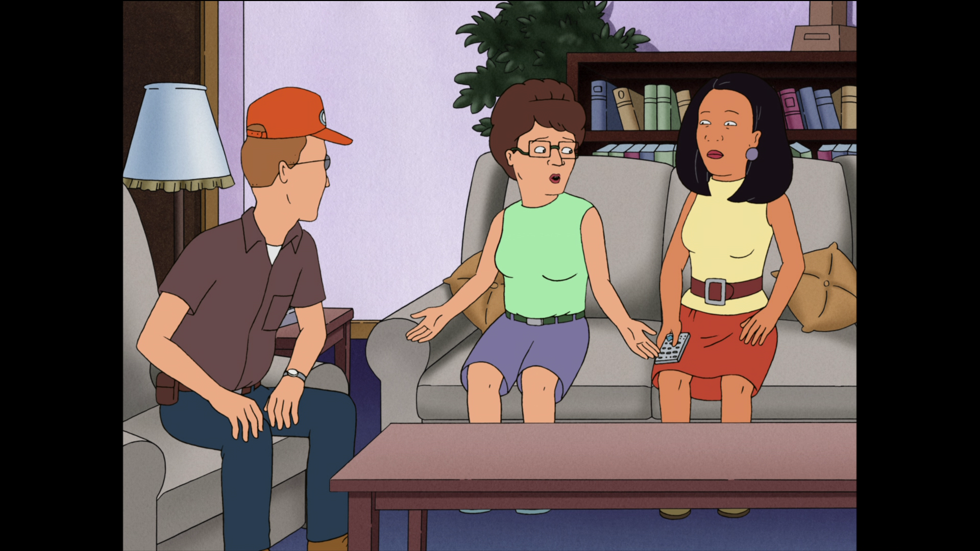 King of the Hill S13E06 BluRay REMUX 1080p AVC DTS-HD MA 5.1 - KRaLiMaRKo